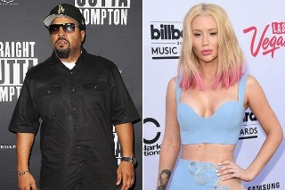 Ice Cube Thinks Iggy