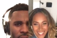 "Leona Lewis Joins Jason Derulo For Virtual ""Want To Want Me"" Duet: Watch"