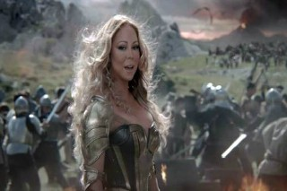 Mariah Carey Slays A Dragon In Ridiculous/Amazing Game Of War Commercial