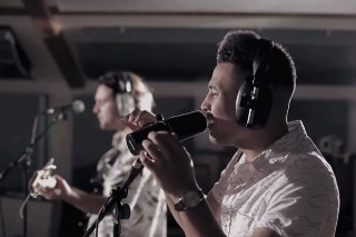 "MDNGHT Cover Michael Jackson's ""Don't Stop 'Til You Get Enough"": Idolator Premiere"