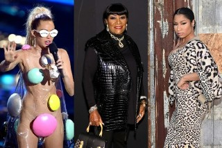 "Patti LaBelle Scolds Fan For Undressing On Stage — ""I Am Not Nicki Minaj Or That Little Miley"": Morning Mix"