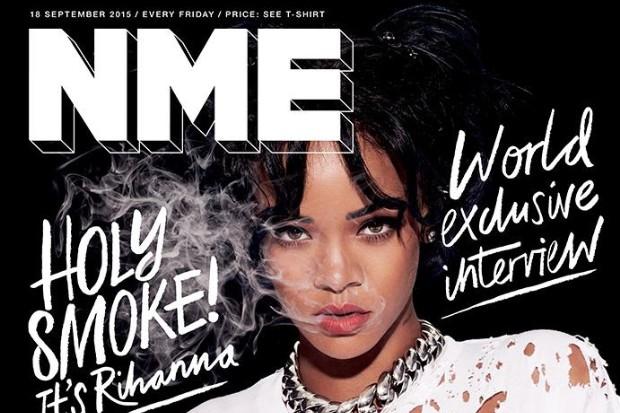 rihanna nme cover free september 2015