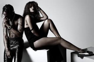 Phresh Off The Runway: Rihanna's Best Model Moments Of 2015 (So Far)