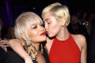 "Rita Ora Wants To Cover ""Lady Marmalade"" With Miley Cyrus, Iggy Azalea & Charli XCX"