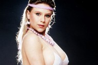 """Samantha Fox Returns With A Cover Of Donna Summer's """"Hot Stuff"""""""