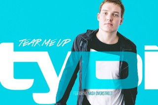 "tyDi Teams Up With Nash Overstreet For Crossover Club Anthem ""Tear Me Up"": Listen"