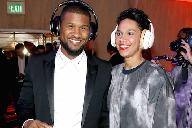 usher-grace-miguel-couple-married