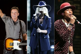 "Bruce Springsteen, Sia, Pharrell & More To Perform At ""Shining A Light"" Concert"