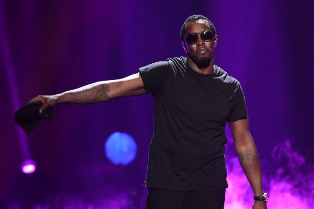 2015 iHeartRadio Music Festival puff daddy diddy sean combs