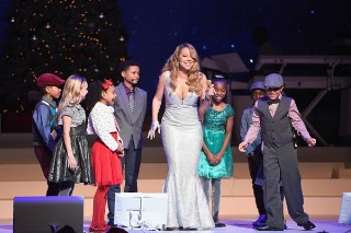 Mariah Carey Returning To New York's Beacon Theatre For Five Christmas Concerts
