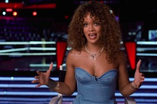 "'The Voice': Rihanna Joins As Mentor, Jordan Smith Sings Adele's ""Set Fire To The Rain"""