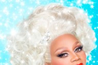 """RuPaul Putting The """"Ho"""" In """"Holidays"""" With New Album 'Slay Belles': See The Tracklist"""