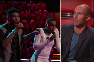 'The Voice': Adam Levine Is Bald, Celeste Betton & Mark Hood Bring Missy Elliott To Tears