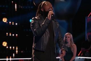 'The Voice': Darius Scott Triumphs Over Morgan Frazier