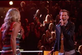 """'The Voice': Evan McKeel Triumphs With Stevie Wonder's """"Higher Ground"""""""