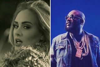 """Adele's """"Hello"""" Just Got A Rick Ross Remix: Listen"""