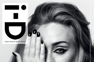 Adele Covers 'i-D' Winter Issue