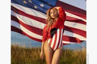 Beyoncé Is An American Beauty On The Cover Of 'Beat' Magazine