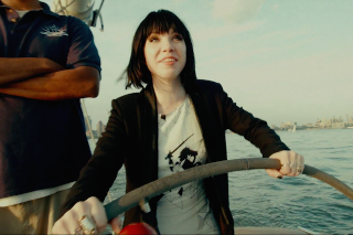 """Carly Rae Jepsen Releases Interactive """"Run Away With Me"""" Video: Watch"""