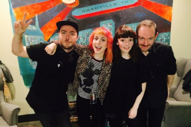 chvrches hayley williams