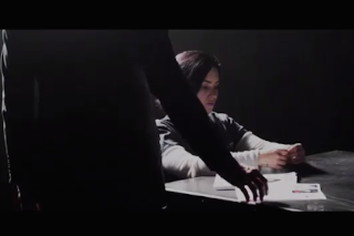 """Demi Lovato Gets Interrogated In New """"Confident"""" Video Teaser: Watch"""