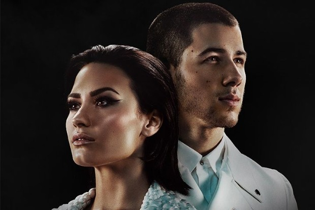 demi lovato nick jonas tour poster future now