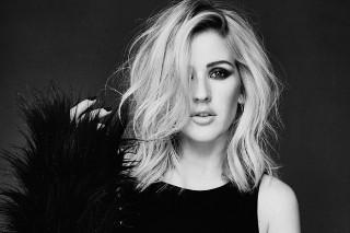 Ellie Goulding Poses For 'Glamour' UK: 10 Stylish Pics