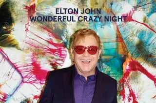 "Elton John Unveils The Cover & Tracklist Of 'Wonderful Crazy Night': Listen To Lead Single ""Looking Up"""