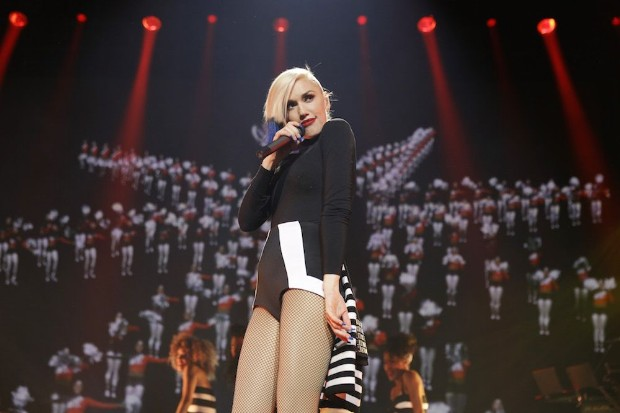 MasterCard Presents Gwen Stefani In Concert Exclusively For Its Cardholders At Hammerstein Ballroom At The Manhattan Center In New York City