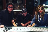 La Toya Jackson To Drop Farsi Duet With Iranian Singer Andy Madadian