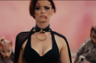 "J Sutta's ""Feline Resurrection"" Video Shuts Down Pussycat Dolls Reunion Rumors: Idolator Premiere"