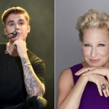Bette Midler's Not Impressed By Justin's Penis