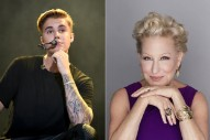 "Bette Midler Slams Justin Bieber's Dad For Being ""Proud"" Of Son's Penis: Morning Mix"