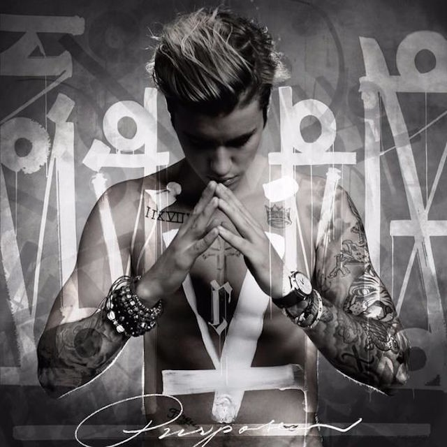 Justin Bieber Rolls Out 'Purpose' Album Cover On Instagram | Idolator