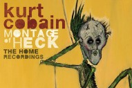 Kurt Cobain's 'Montage Of Heck' Solo Album: See The Official Tracklist & Artwork