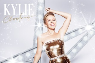 Kylie Minogue Unveils The Cover And Tracklist Of 'Kylie Christmas'
