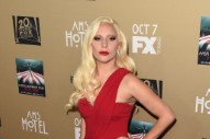 Lady Gaga Teases 'American Horror Story' Season 6 Character From Set