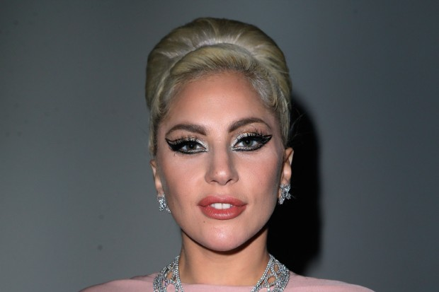 Lady Gaga At amfAR Inspiration Gala 2015