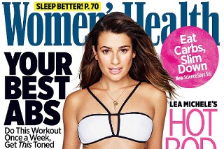 "Lea Michele Flaunts Her ""Hot Bod"" For 'Women's Health': 7 Sporty Pics"