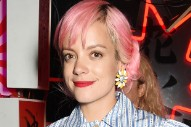 Lily Allen Featured In Two Songs On The 'Pan' Soundtrack: Listen