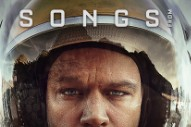 'Songs From The Martian' Is Largely Comprised Of Disco Classics: See The Full Tracklist