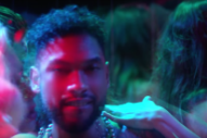 "Miguel Drops A Sensual Teaser For His ""waves"" Video: Watch"