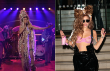 Miley Or Gaga's Mermaid Look? Vote In Our Poll!
