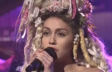 Miley Cyrus On 'Saturday Night Live': Watch