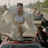 """MØ Turns Up In Demented """"Kamikaze"""" Video"""