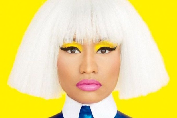 nicki minaj ny times magazine cover 2015 october