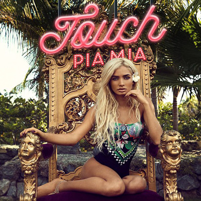Pia Mia — Touch (studio acapella)