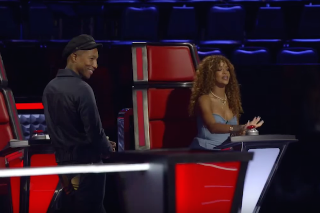 Rihanna Will Soon Take Over 'The Voice': Watch A Preview
