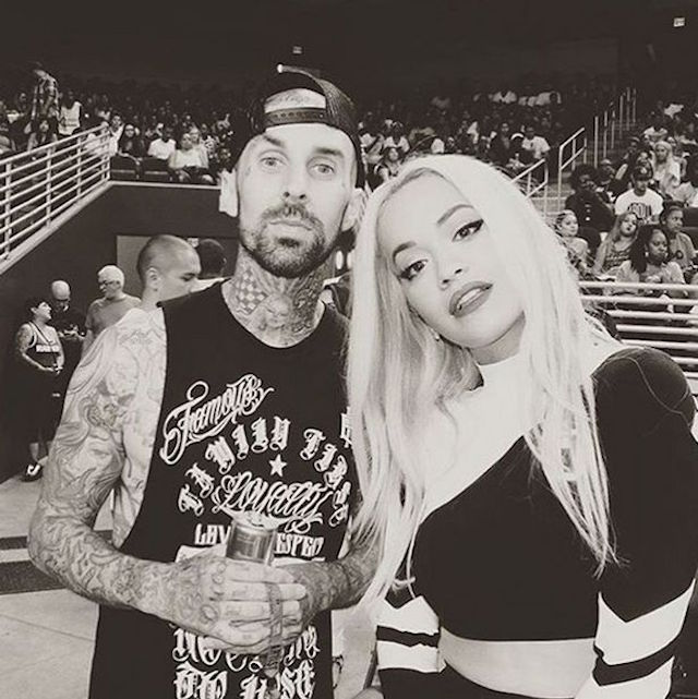 Travis Barker Playboy Model Shanna Moakler Handcuffed Ugly Spat Threatened Kill Other besides Showthread as well Candice Glover Look Confident Arrives American Idol Final Ahead Big Win additionally MGZTRO6 J3 together with Millie corretjer now. on atiana de la hoya 2013