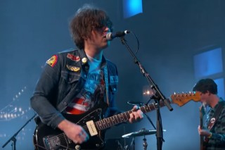 "Watch Ryan Adams Cover Taylor Swift's ""Welcome To New York"" On 'Kimmel'"